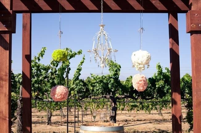 Rustic DIY Vineyard Wedding {Lisa Ormsby Photography} 12