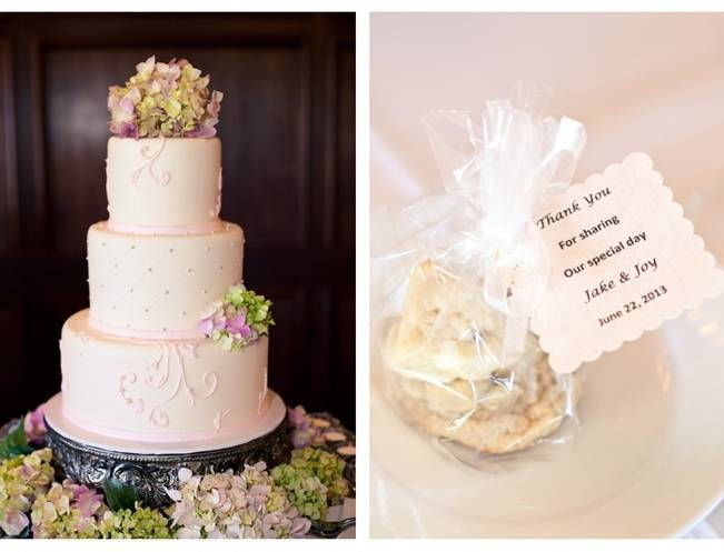 Rustic DIY Vineyard Wedding {Lisa Ormsby Photography} 17