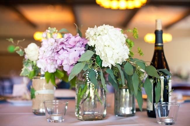 Rustic DIY Vineyard Wedding {Lisa Ormsby Photography} 18