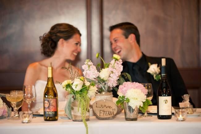 Rustic DIY Vineyard Wedding {Lisa Ormsby Photography} 22