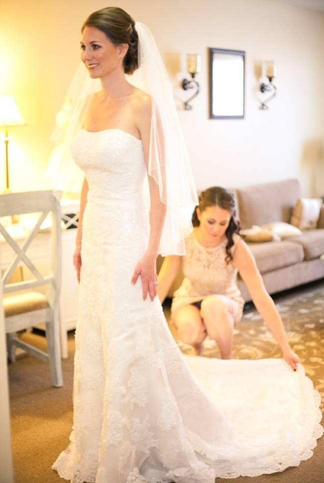 Rustic DIY Vineyard Wedding {Lisa Ormsby Photography} 3