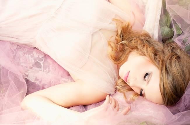 Sleeping Beauty Inspired Bridal Shoot {Kait Winston Photography}