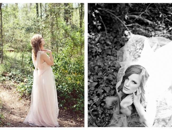 Sleeping Beauty Inspired Bridal Shoot {Kait Winston Photography} 11