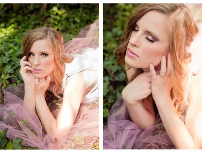 Sleeping Beauty Inspired Bridal Shoot {Kait Winston Photography} 4