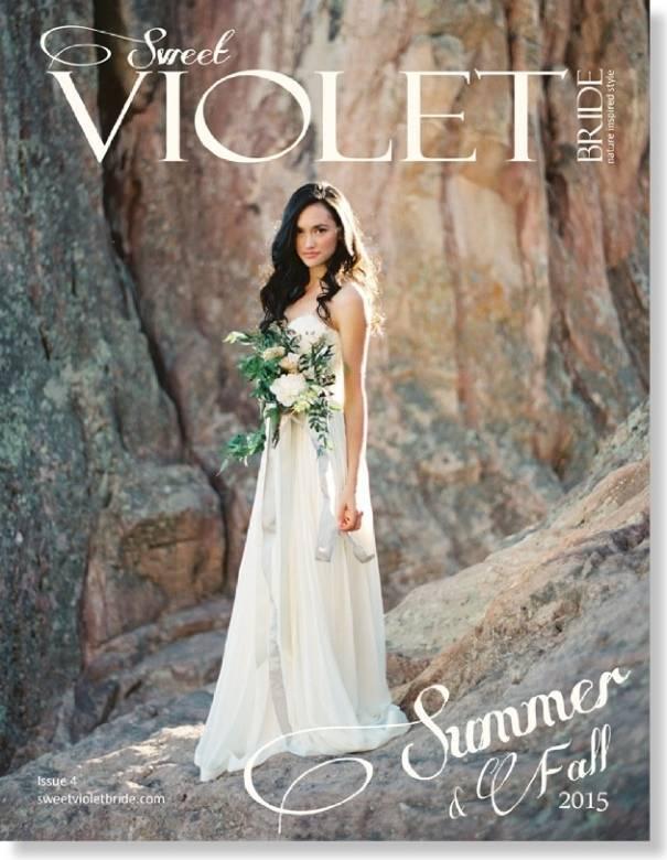 Sweet Violet Bride issue 4