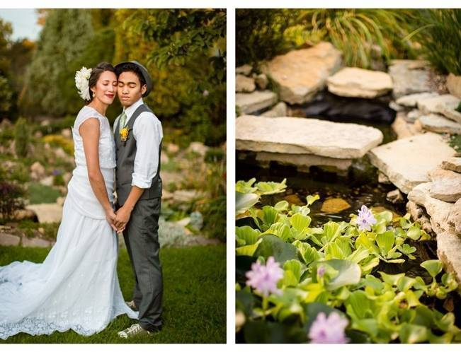 Vintage-Inspired Yellow Garden Styled Wedding {Carina Photographics} 14
