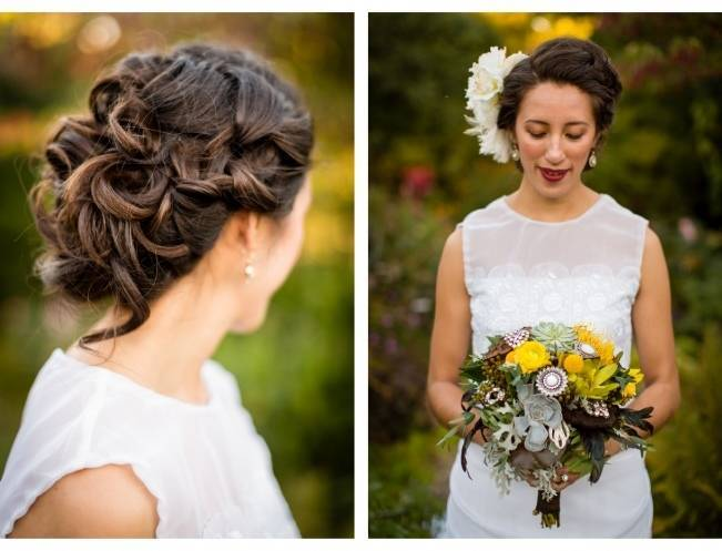 Vintage-Inspired Yellow Garden Styled Wedding {Carina Photographics} 2