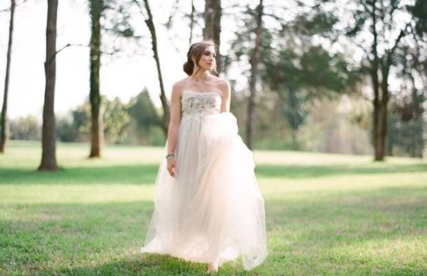 Bright Star Butterfly Inspired Shoot {Marta Locklear Photography} 13