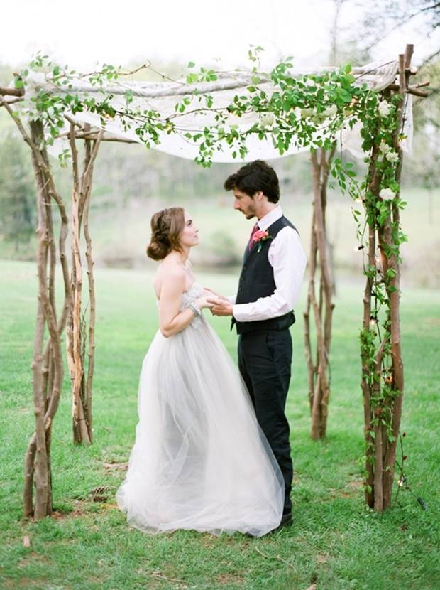 Bright Star Butterfly Inspired Shoot {Marta Locklear Photography} 17