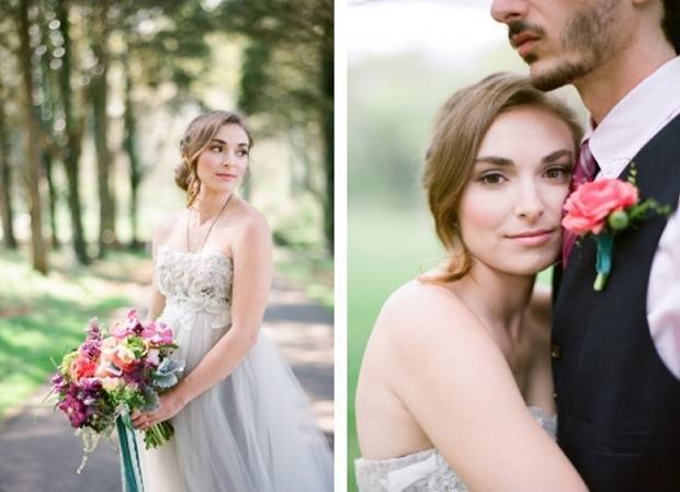 Bright Star Butterfly Inspired Shoot {Marta Locklear Photography} 18
