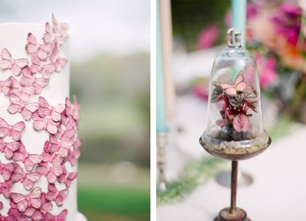 Bright Star Butterfly Inspired Shoot {Marta Locklear Photography} 22