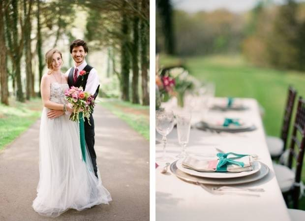 Bright Star Butterfly Inspired Shoot {Marta Locklear Photography} 26