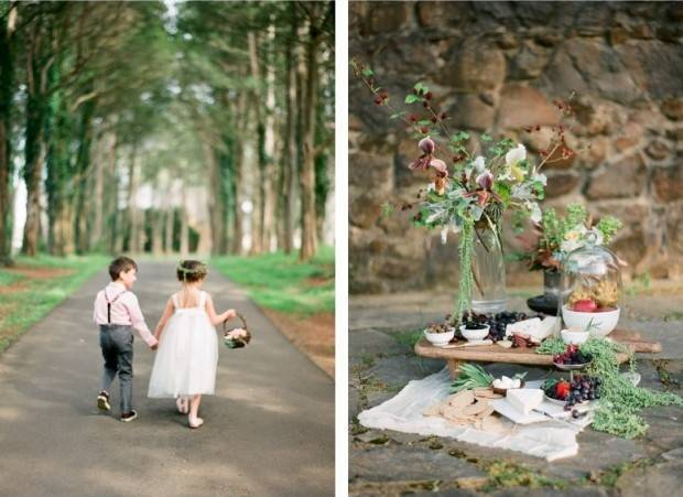 Bright Star Butterfly Inspired Shoot {Marta Locklear Photography} 28