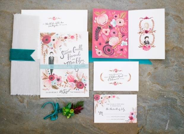 Bright Star Butterfly Inspired Shoot {Marta Locklear Photography} 3