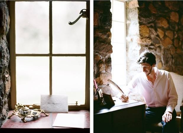 Bright Star Butterfly Inspired Shoot {Marta Locklear Photography} 9
