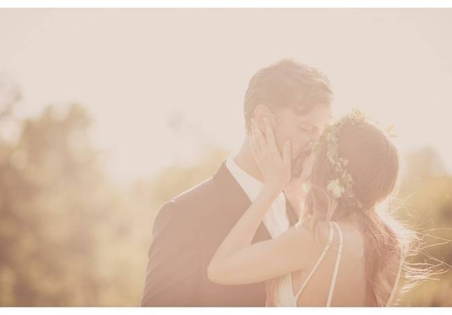 Charming DIY Woodsy Wedding {Bonnallie Brodeur Photography} 22
