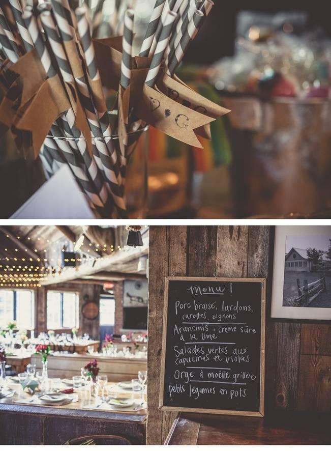 Charming DIY Woodsy Wedding {Bonnallie Brodeur Photography} 29