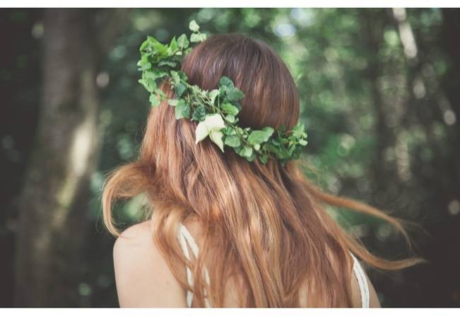 Charming DIY Woodsy Wedding {Bonnallie Brodeur Photography} 6