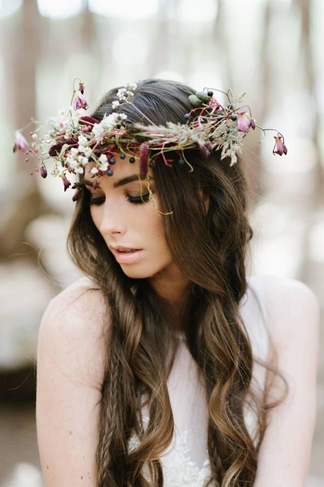 Enchanted Forest Styled Wedding {Yolande Marx}