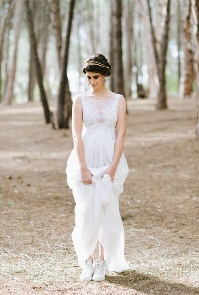 Enchanted Forest Styled Wedding Shoot {Yolande Marx} 15