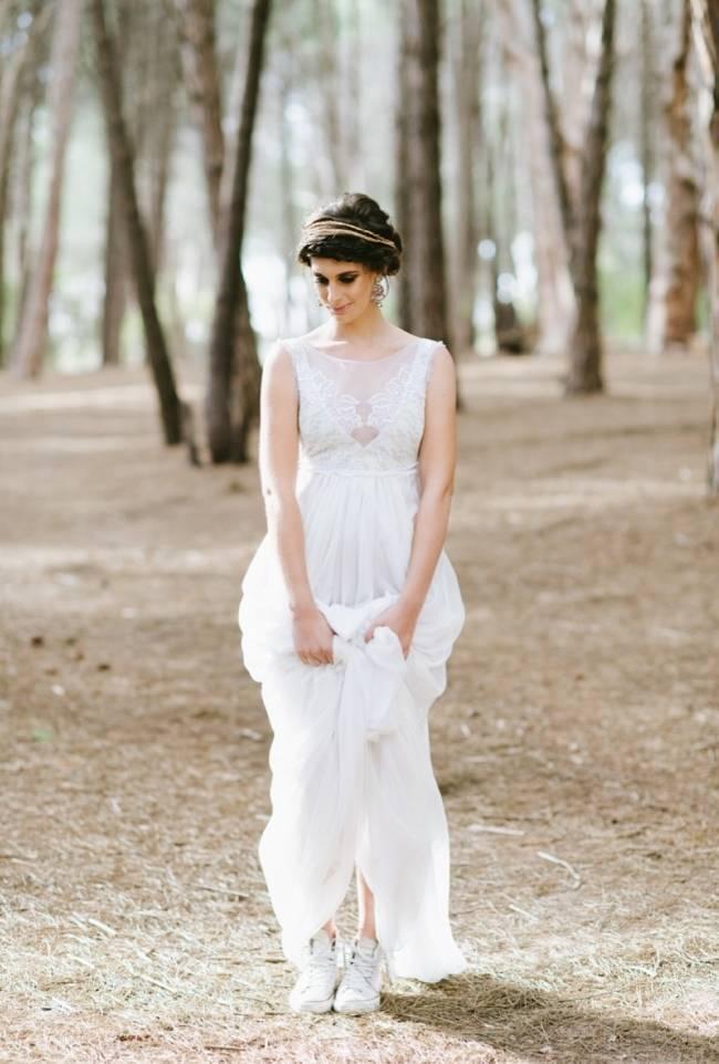 Enchanted Forest Styled Wedding Shoot {Yolande Marx} 15