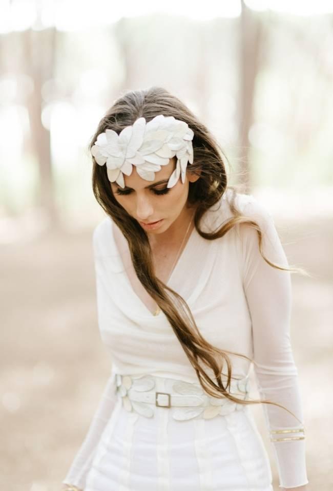 Enchanted Forest Styled Wedding Shoot {Yolande Marx} 17