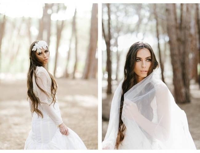 Enchanted Forest Styled Wedding Shoot {Yolande Marx} 18