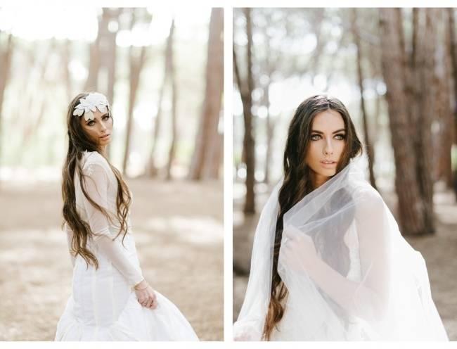 Enchanted Forest Styled Wedding Shoot {Yolande Marx} 18