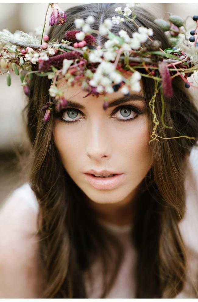 Enchanted Forest Styled Wedding Shoot {Yolande Marx} 4