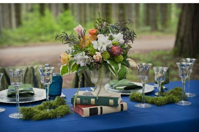 Forest Dreams Styled Shoot {Brilliant Imagery} 12