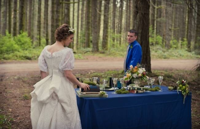Forest Dreams Styled Shoot {Brilliant Imagery} 14