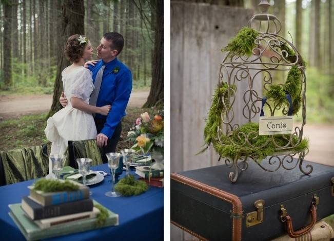 Forest Dreams Styled Shoot {Brilliant Imagery} 15