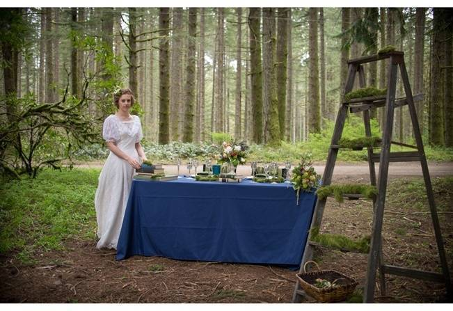 Forest Dreams Styled Shoot {Brilliant Imagery} 17