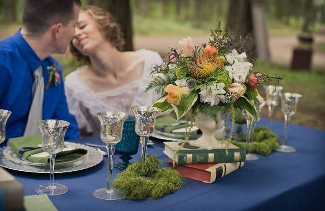 Forest Dreams Styled Shoot {Brilliant Imagery} 18