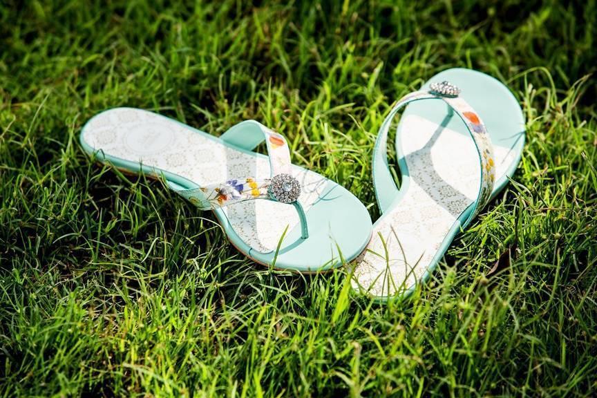 Floral Fun Sandal