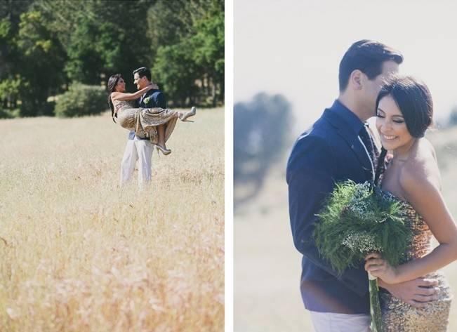 Luxe Mountain Wedding Styled Shoot {Alexandra Wallace} 10