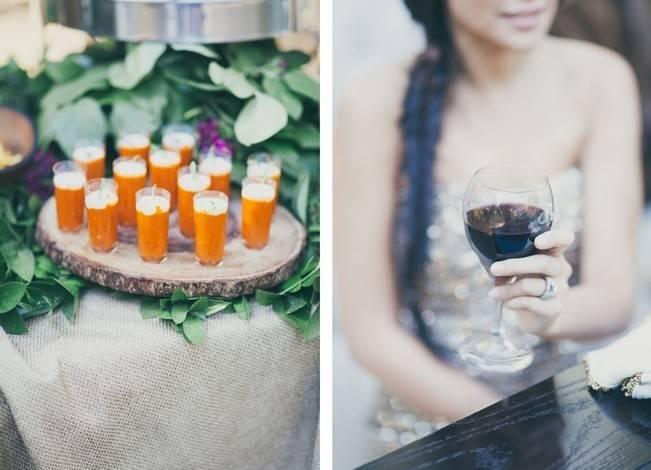 Luxe Mountain Wedding Styled Shoot {Alexandra Wallace} 13