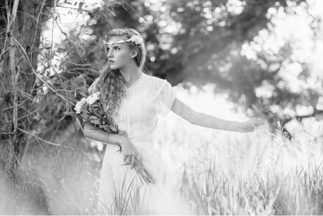 Natural Colorado Bridal Session {Matthew Irving Photography}