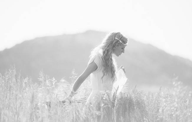 Natural Colorado Bridal Session {Matthew Irving Photography} 2