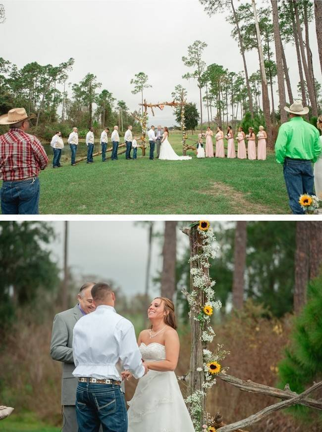 Sweet DIY Country Wedding {Captured by Belinda} 13