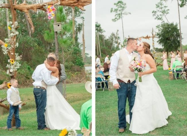 Sweet DIY Country Wedding {Captured by Belinda} 14