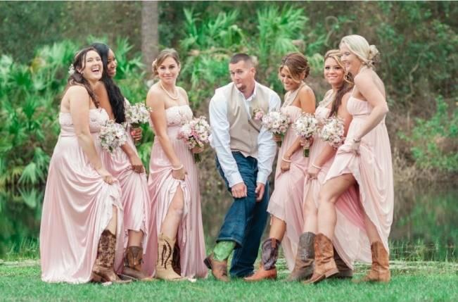 Sweet DIY Country Wedding {Captured by Belinda} 17