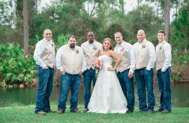 Sweet DIY Country Wedding {Captured by Belinda} 18