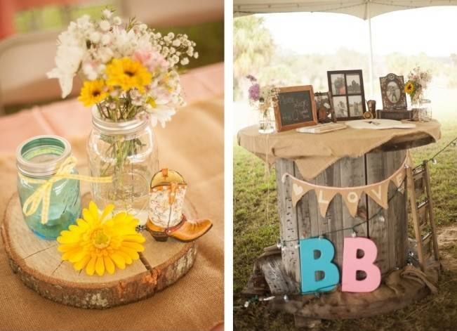Sweet DIY Country Wedding {Captured by Belinda} 21