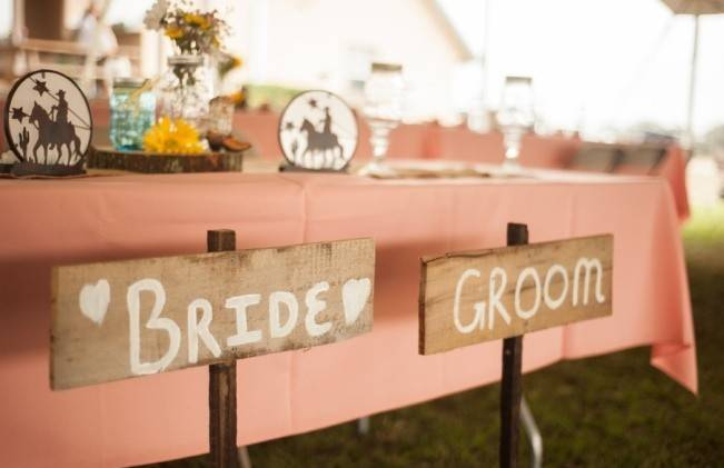 Sweet DIY Country Wedding {Captured by Belinda} 23