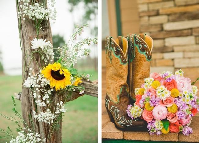 Sweet DIY Country Wedding {Captured by Belinda} 6