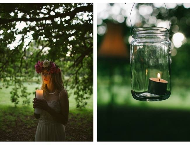 Woodland Floral Inspiration Shoot {Free The Bird Photography} 10