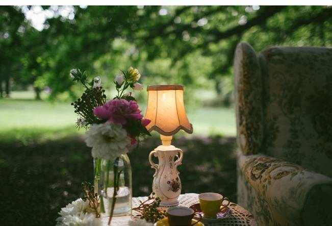 Woodland Floral Inspiration Shoot {Free The Bird Photography} 9