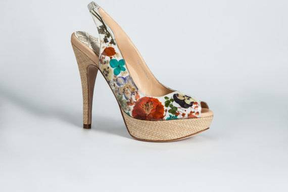 Review: Lady O Pressed Flower Shoes