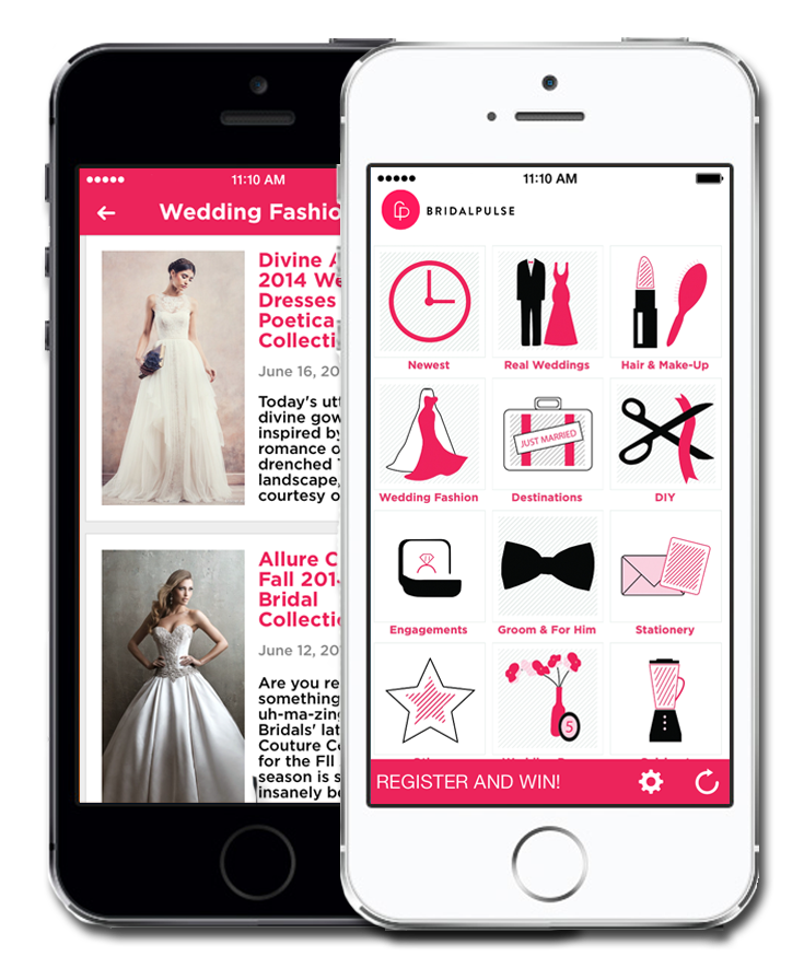 Introducing the New BridalPulse App!
